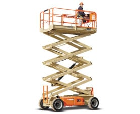 Electric Scissor Lift For Sale