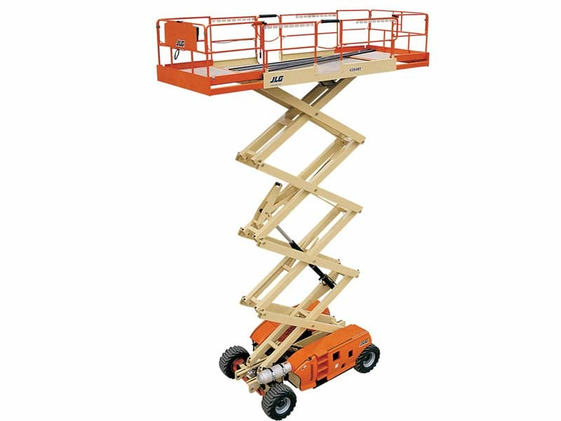 4394RT - Scissor Lifts For Hire