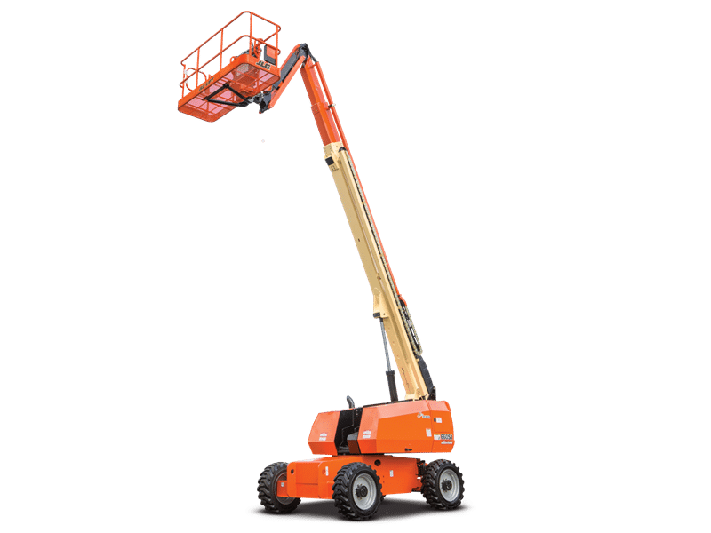 Telescopic boom lift for hire