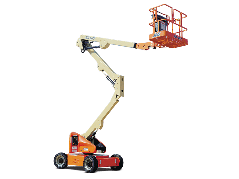 E450A - Electric Articulating Boom Lift Hire