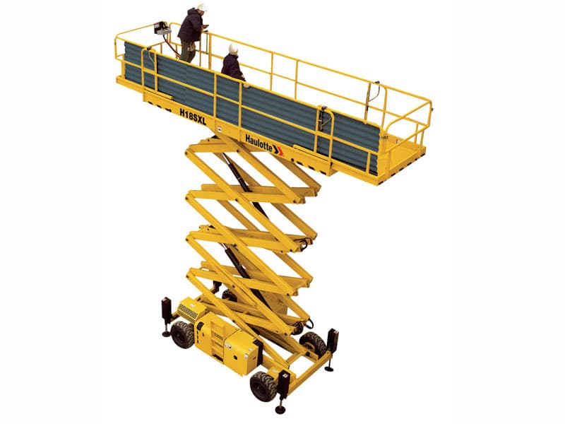 H18 sxl - Scissor Lifts For Hire