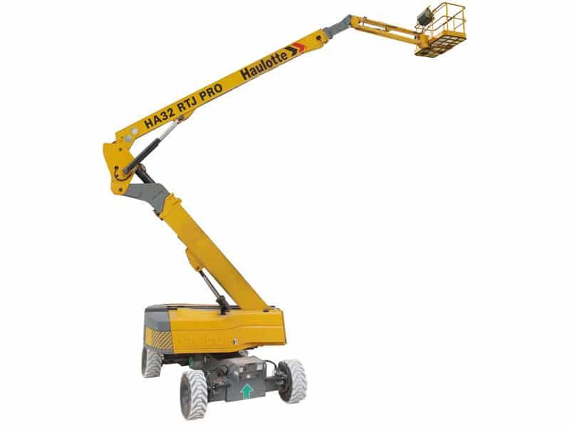 HA32 RTJ - Electric Articulating Boom Lifts For Hire