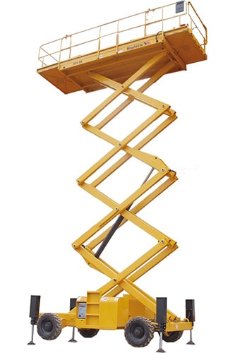 H12 SX - Diesel scissor lift for sale