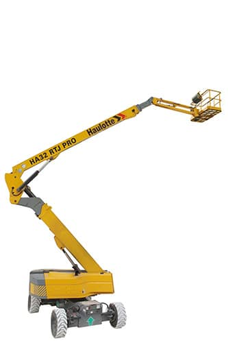 HA32 RTJ PRO 1 - Diesel Articulating booms for Sale
