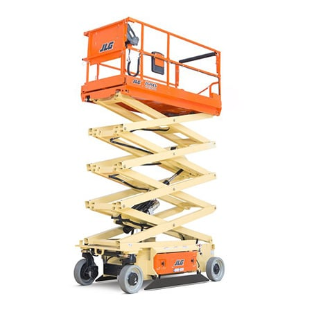 Scissor lifts - Access Equipment for Hire
