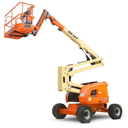 articulated boom lift - Access Equipment for Hire