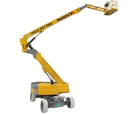 diesel articulating boom lift ha32rtj pro - Diesel Articulating booms for Sale