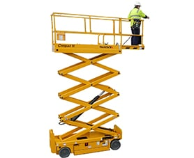 compact 10 sterling access electric scissor lifts image 01 - Scissor Lift for Sale Electric