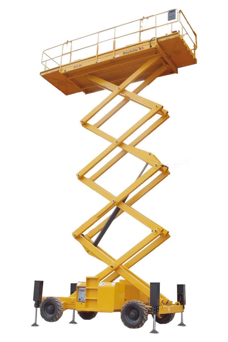 h15 sx diesel scissor lift sterling access imag e01 - H15 SX - Diesel Scissor Lift For Hire