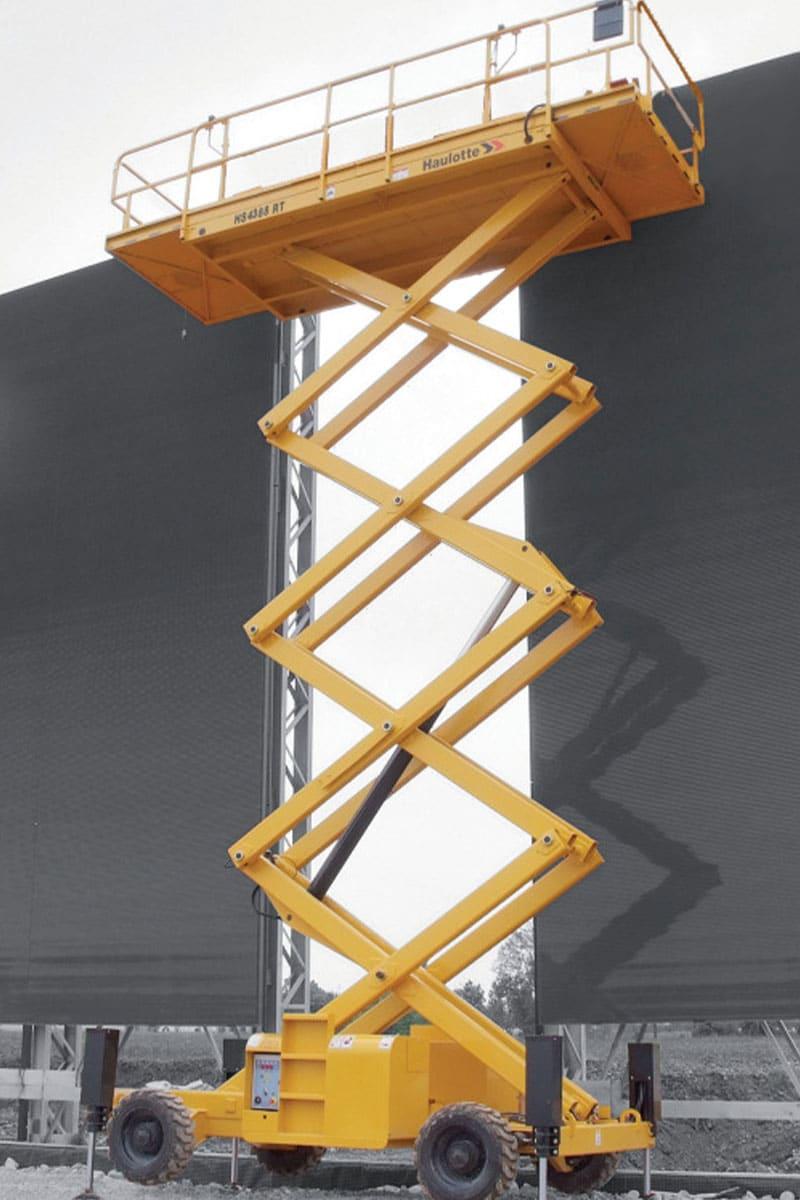 h15 sx diesel scissor lift sterling access imag e02 - H15 SX - Diesel Scissor Lift For Hire