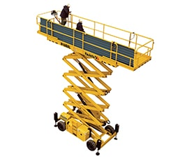 h15 sxl diesel scissor lift sterling access image 01 - Scissor Lifts For Hire