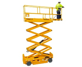 scissor lifts compact 8 sterling access - Scissor Lift for Sale Electric