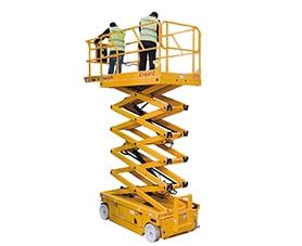 sterling access compact 12 electric scissor lift image 03 - Scissor Lift for Sale Electric