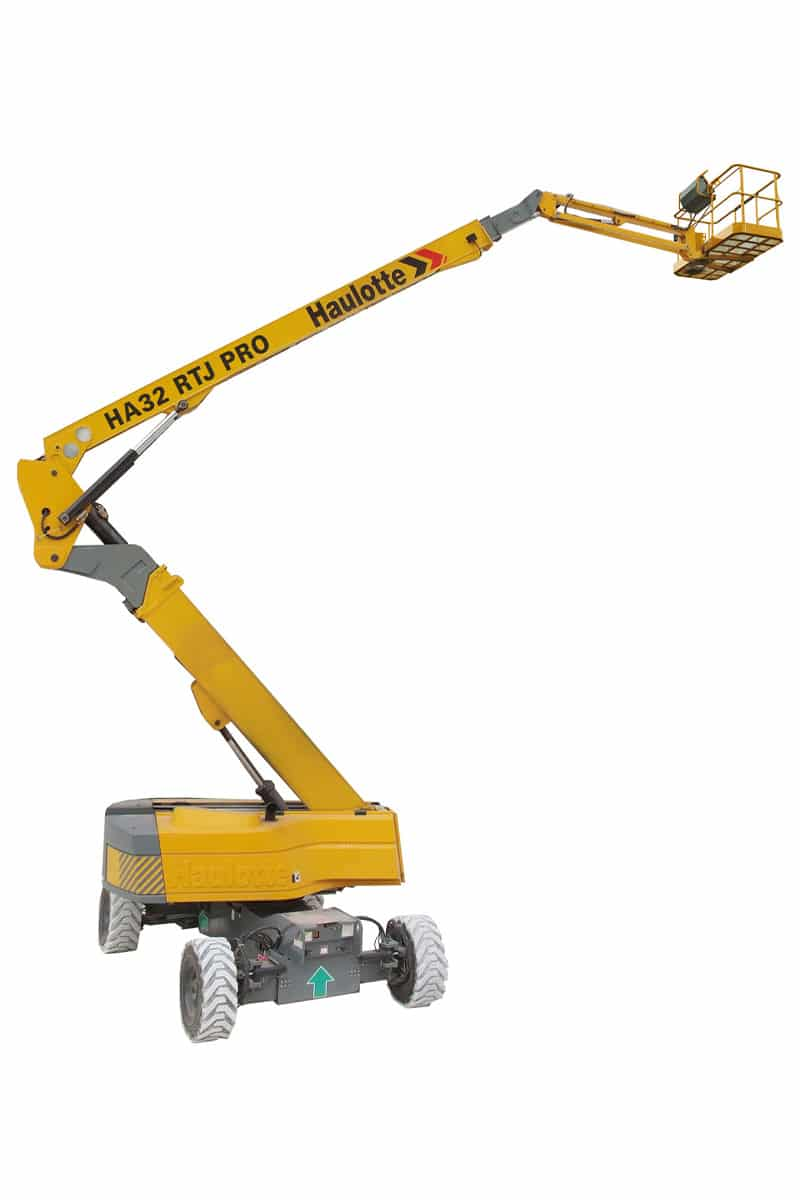 HA32 RTJ PRO cherry picker sterling access image 01 - HA32 RTJ PRO - Diesel Articulating Boom Lift For Hire